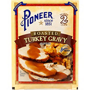 Pioneer Brand Roasted Turkey Gravy Mix