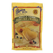 Pioneer Brand Whole Grain Pancake & Waffle Complete Mix