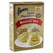 Pioneer Simple Ingredients Baking Mix