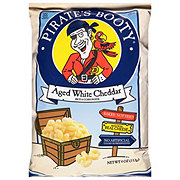 Pirate's Booty Aged White Cheddar Rice and Corn Puffs