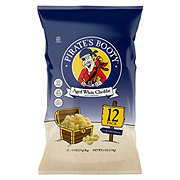 Pirate's Booty Baked Aged White Cheddar Rice and Corn Puffs Multipack