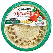 Pita Pal Organic Basil & Sundried Tomato Hummus