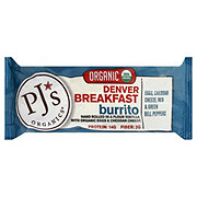 PJs Organics Denver Breakfast Burrito