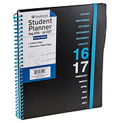 PlanAhead Large Colored Academic Planner 2016-2017