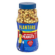 Planters Dry Roasted Lightly Salted Peanuts