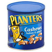 Planters Halves & Pieces Cashews