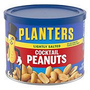 Planters Lightly Salted Cocktail Peanuts