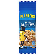 Planters Salted Cashews Tube