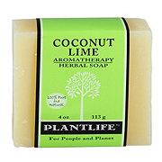 Plantlife Coconut Lime Bar Soap