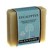 Plantlife Eucalyptus Aromatherapy Herbal Soap