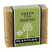 Plantlife Green Tea Bar Soap