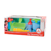 Playgo My Cleaning Playset