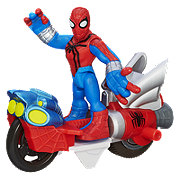 Playskool Heroes Spiderman Marvel Racer Vehicle