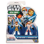 Playskool Heroes Star Wars Jedi Force Figures