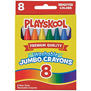 Playskool Jumbo Washable Crayons