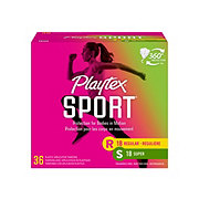 Playtex Sport Multi-Pack Unscented Tampons