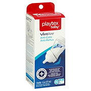 Playtex VentAire Advanced Wide with Slow Flow Nipple Bottle 6 oz