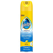 Pledge Lemon Dust & Allergen Multi Surface Cleaner Spray