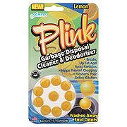 Plink Lemon Scent Garbage Disposal Cleaner & Deodorizer