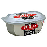 Plugra European Style Salted Butter Tub