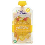 Plum Organics Eat Your Colors Yellow