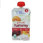 Plum Organics Grow Well - Tummy Prune, Pear, Peach & Pumpkin with Chia