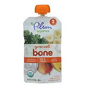 Plum Organics GrowWell - Bone Mango, Kale, & Banana Greek Yogurt