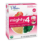 Plum Organics Mighty 4 Kale Strawberry Amaranth Yogurt