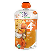 Plum Organics Mighty 4 Pumpkin, Pomegranate, Quinoa & Greek Yogurt