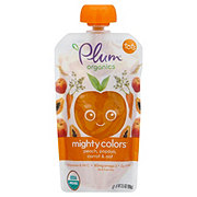 Plum Organics Mighty Colors Orange