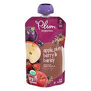 Plum Organics Stage 2 Baby Food, Plumberry & Barley