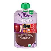 Plum Organics Tots Mighty 4 Purple Carrot, Blackberry, Quinoa & Greek Yogurt