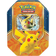 Pokemon Assorted Battle Heart EX Collector Tins