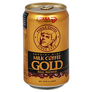 Pokka Real Brewed Milk Coffee