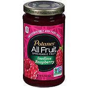 Polaner All Fruit with Fiber Seedless Raspberry Spreadable Fruit