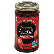 Polaner All Fruit with Fiber Strawberry Spreadable Fruit