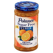 Polaner Sugar Free With Fiber Orange Marmalade
