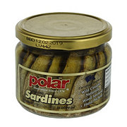 Polar Brisling Sardines In Olive Oil