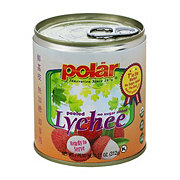 Polar Lychee No Sugar Added