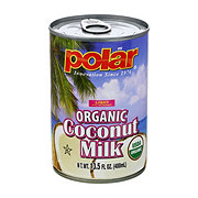 Polar Organic Light Coconut Milk