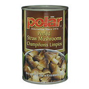 Polar Peeled Straw Mushrooms