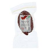 Pollok's Smoked Dry Sausage With Jalapeno