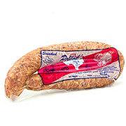 Pollok's Smoked Ring Sausage