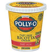Polly O Part Skim Ricotta Cheese