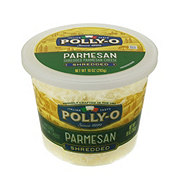 Polly-O Shredded Parmesan Cheese
