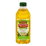 Pompeian Canola Oil & Extra Virgin Olive Oil Value Size