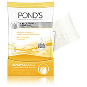 Pond's Exfoliating Renewal Moisture Clean Towelettes