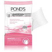 Pond's Luminous Clean Moisture Clean Towelettes