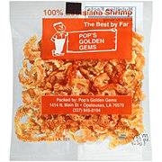 Pop's Golden Gems Dried Shrimp