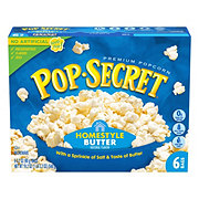 Pop Secret Homestyle Microwave Popcorn